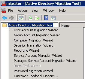 How to install active directory migration tool (admt) 3. 2 on.
